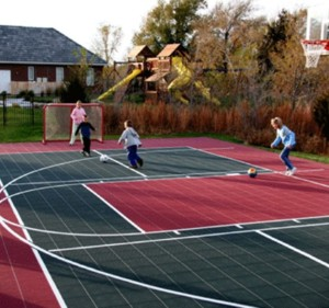 Multigame Courts